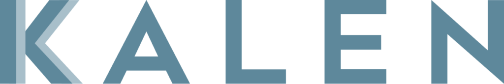 Kalen Marketing Solutions Light Logo